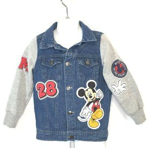 Disney Mickey Mouse Jean Jacket Toddler